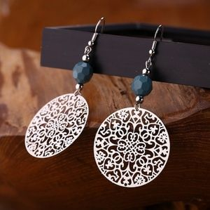 Jewelry - ☆Gorgeous Classic Vintage Bohemian Style Earrings☆